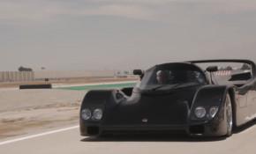 Porsche Schuppan 962CR on Jay Leno's Garage