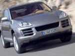 Porsche testing Cayenne diesel ahead of 2009 launch