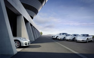 2010 Porsche Panamera--First Official Photo