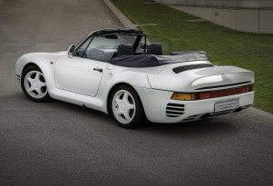 One-off Porsche 959 convertible for sale