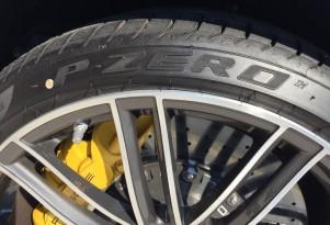 Porsche Pirelli P-Zero Corsa N0 tire