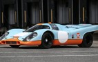 "Porsche 917 from Steve McQueen's ""Le Mans"" heading to auction"