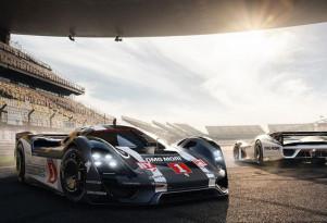 Independent designers reimagine the Porsche 908 for today