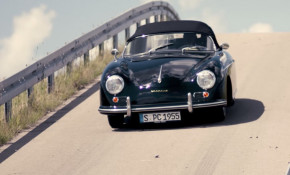 Porsche builds new drum brakes for 356