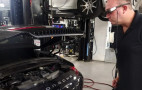 Porsche equipping mechanics with augmented reality glasses