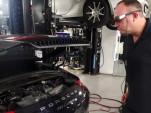 Porsche augmented reality glasses for technicians