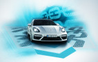Porsche first to bring blockchain to auto industry