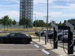 Porsche 800-volt charging stations installed at dealer