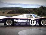 Porsche's 1987 Le Mans-winning 962