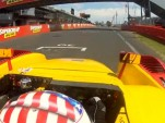 Porsche's RS Spyder laps at Bathurst
