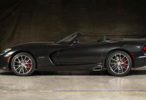 Company Offers Dodge Viper SRT Convertible Conversion