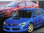 Preview: 2008 Subaru Impreza STi