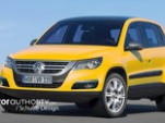 Preview: 2008 Volkswagen Tiguan