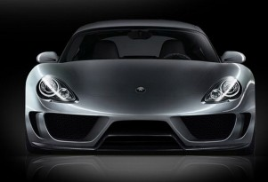 Preview of the Alpha-One supercar from Germany's Alpha-N Performance