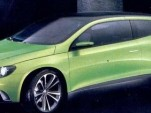 Preview: Volkswagen IROC marks way for Scirocco coupe