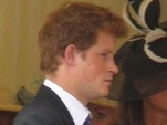 Prince Harry of Wales, June 2008, by Nick Warner via Wikimedia Commons