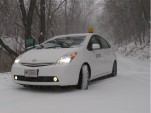 Road Test: Toyota Prius in the Snow