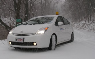 Getting Ready For Winter Driving: Five Things To Remember