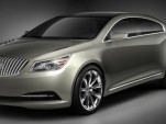 Production Buick Invicta, next-gen Cadillac SRX and new Chevrolet Cruze coming by 2010