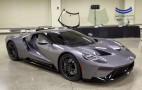 Spotted: Production-Intent Ford GT