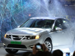 Production of first NEVS 9-3 at plant in Tianjin, China is celebrated