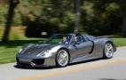 Porsche 918 Spyder: Plug-In Hybrid Sports Car Photo Gallery