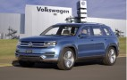 VW To Start Building Seven-Seat SUV In Chattanooga In 2016