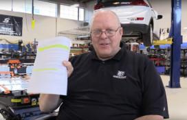 Prof. John Kelly on battery life in Nissan leaf, Chevy Bolt EV [video: Weber State University, Utah]