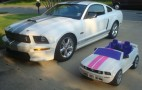 Mustang Blog's Project Power Wheels Shelby GT