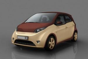 Russian Billionaire Gets Gassy To Go Green: Prokhorov City Car