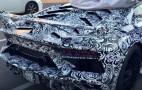 2020 Lamborghini Aventador SVJ spy video
