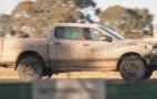 Potential 2019 Ford Ranger Raptor spied