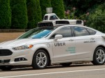 Prototype from Uber's fully autonomous ride-sharing fleet