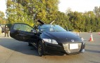 Lightweight Carbon Fiber Honda CR-Z Prototype: Driven