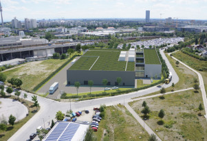 Proposed design for BMW Group Battery Cell Competence Center in Munich, Germany