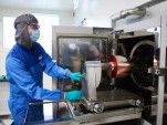 Prototype production of battery modules for BMW Group's fifth-generation electric powertrain