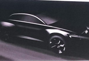 Audi e-Tron All-Electric 'Coupe SUV' Confirmed For 2018