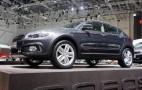 Qoros 3 Cross Hybrid Concept: Geneva Motor Show Photos