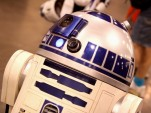 R2-D2 at the 2012 Phoenix Comicon (photo by Gage Skidmore)