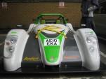 Racing Green Endurance electric car, Imperial College, London, June 2010