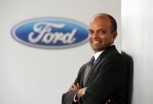 Raj Nair  Executive Vice President of Ford North America