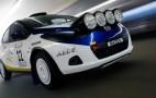 Rally-ready Mazda2 Extreme