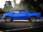 2018 Ram 1500 Sport Hydro Blue Edition