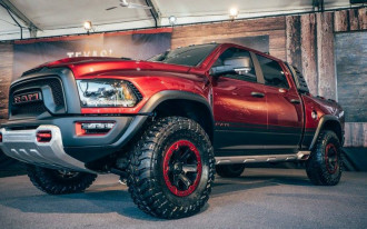 Upcoming Ram Rebel TRX to square-off against Ford F-150 Raptor off road