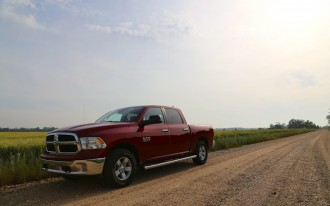 30 Days Of 2013 Ram 1500: Gas Mileage, So Far