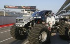 Raminator Is Officially The World's Fastest Monster Truck: Video