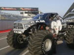 Raminator breaks Guinness World Record for fastest monster truck