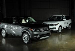 Jaguar Land Rover Diesel Plans Move Ahead, Despite VW Emission Mess