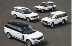 Range Rover Celebrates 45th Birthday With Family Portrait: Video
