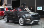 Range Rover Evoque Convertible Gets Production Green Light: Report